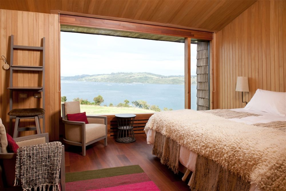 Luxusreise Chile, Suite, Hotel Tierra Chiloe, San Jose, Chile Rundreise