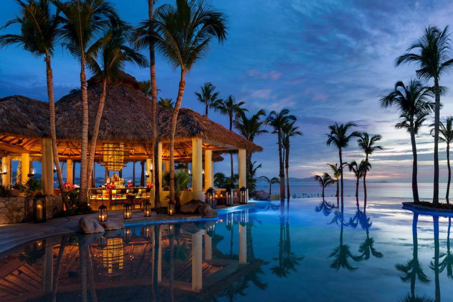 Infinity Pool, One & Only Palmilla, Mexiko Reisen