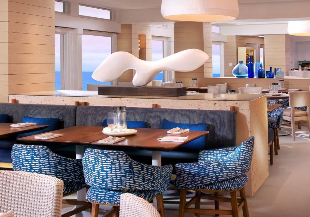 Restaurant, LaPlaya Beach & Golf Resort, Naples, Florida, USA Reisen