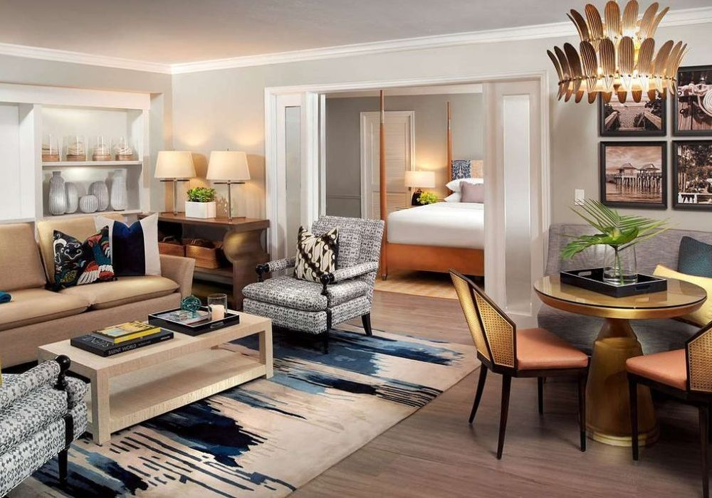 Suite, LaPlaya Beach & Golf Resort, Naples, Florida, USA Reisen