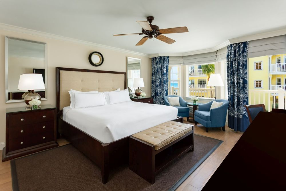 Suite Ocean View, Southernmost Beach Resort, Key West, Florida, USA Reisen