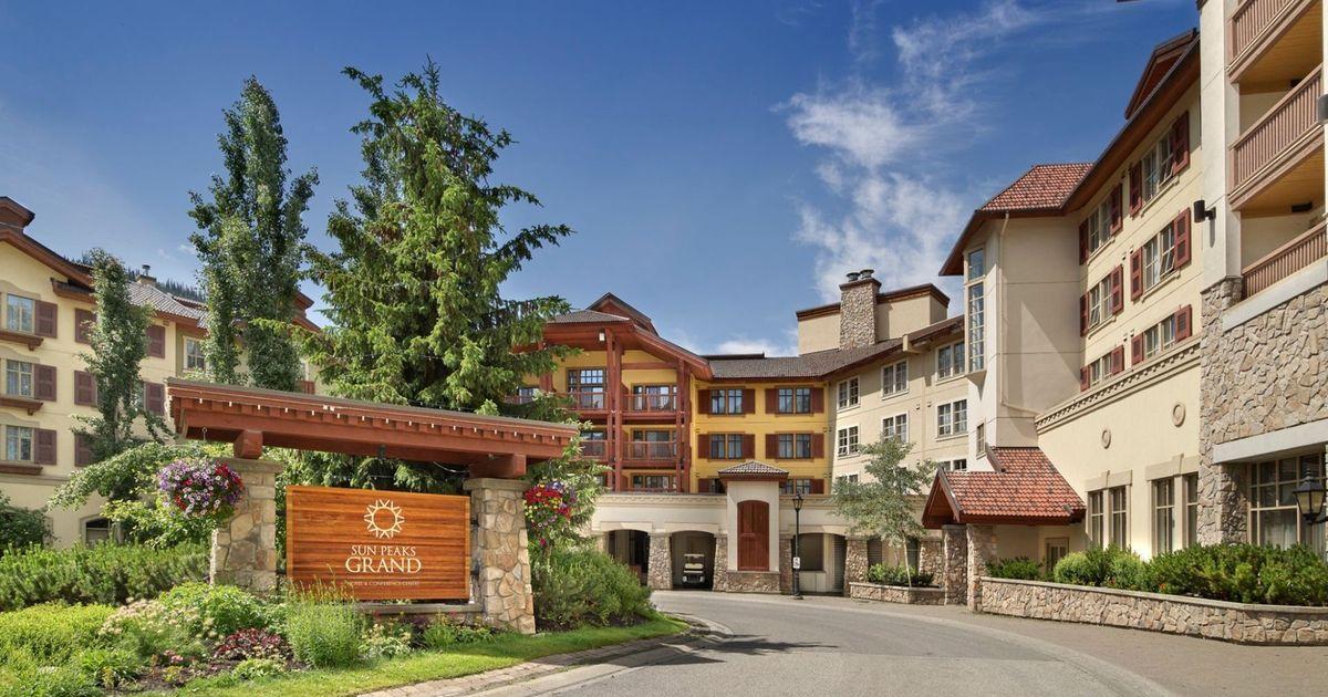Sun Peaks Grand Hotel Conference Center