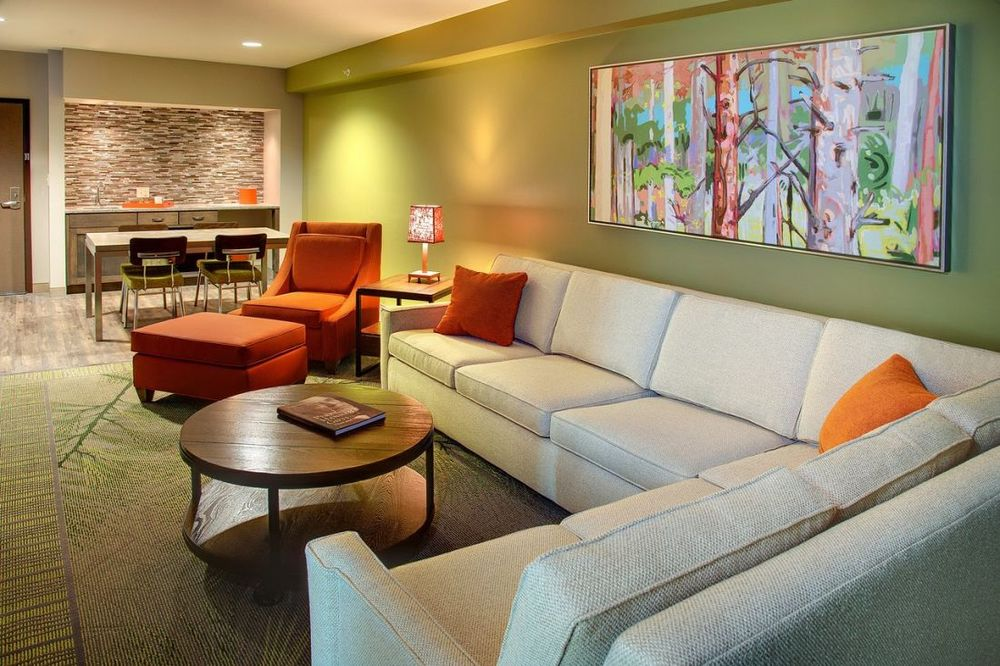 Suite, Hotel Indigo, Traverse City, Michigan, USA Rundreisen