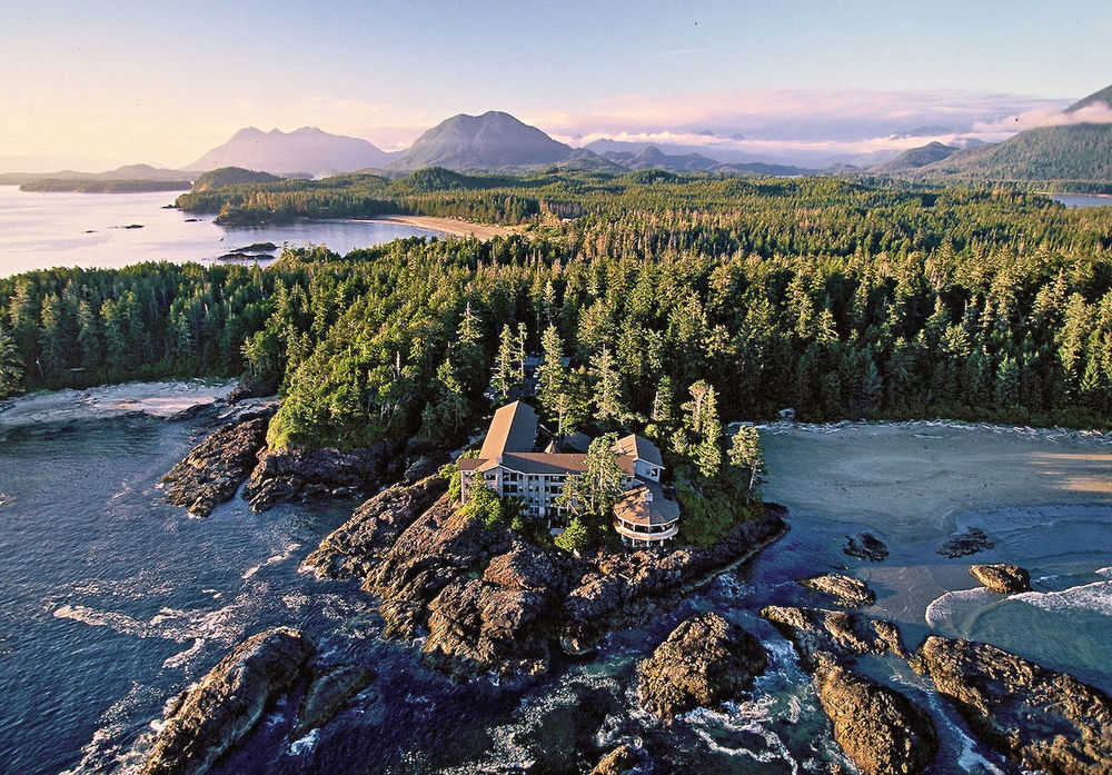 Wickaninnish Inn, Tofino, Kanada Rundreise