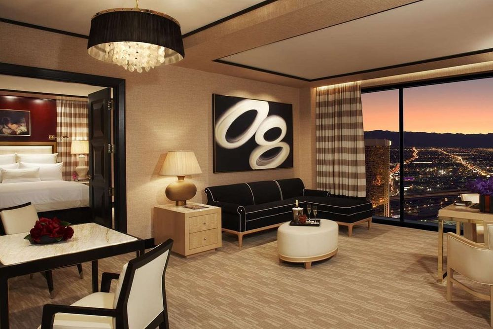 Salon Suite im Wynn Resort, Las Vegas, USA Reise