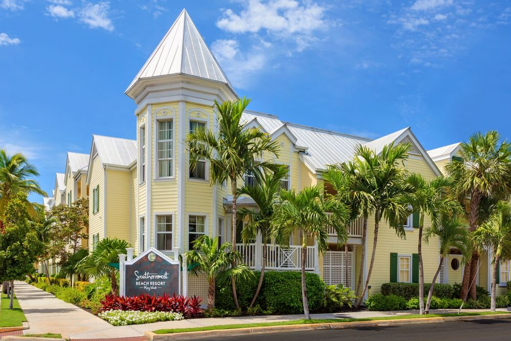 Southernmost Beach Resort, Key West, Florida, USA Reisen