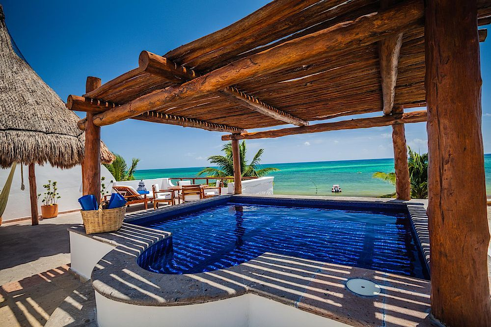 Mexiko Luxusreise, Belmond Maroma Resort & Spa, Playa del Carmen, Strand, Pool, Meer