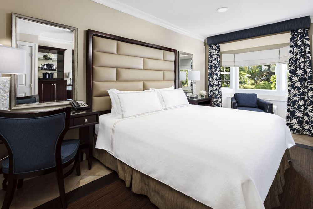 King Bed Suite, Southernmost Beach Resort, Key West, Florida, USA Reisen