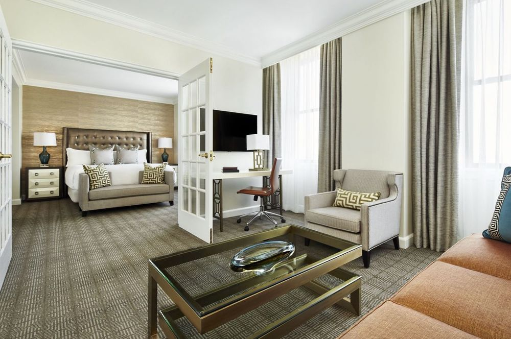 Suite, Ritz-Carlton Philadelphia, USA Reisen