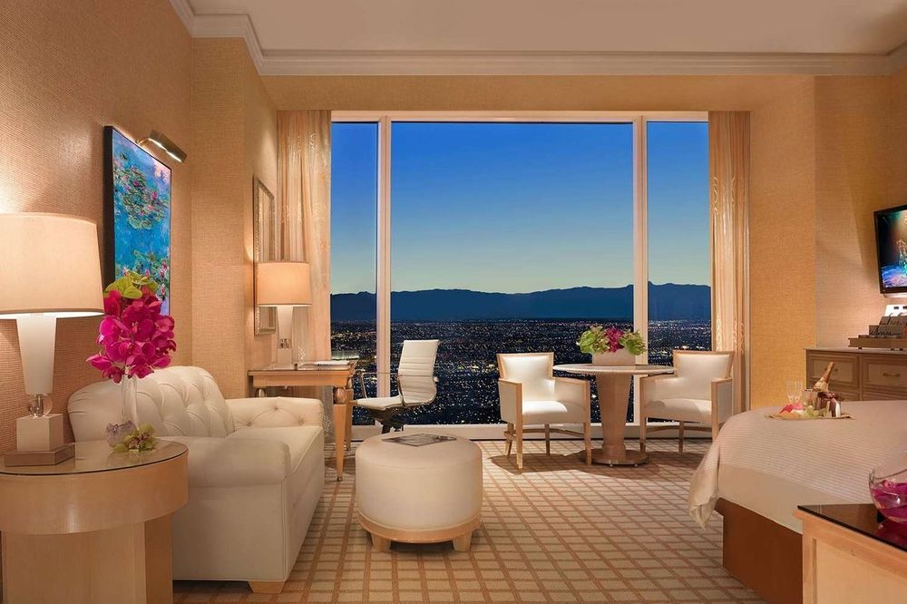Suite, Wynn Resort, Las Vegas, Nevada, USA Reise