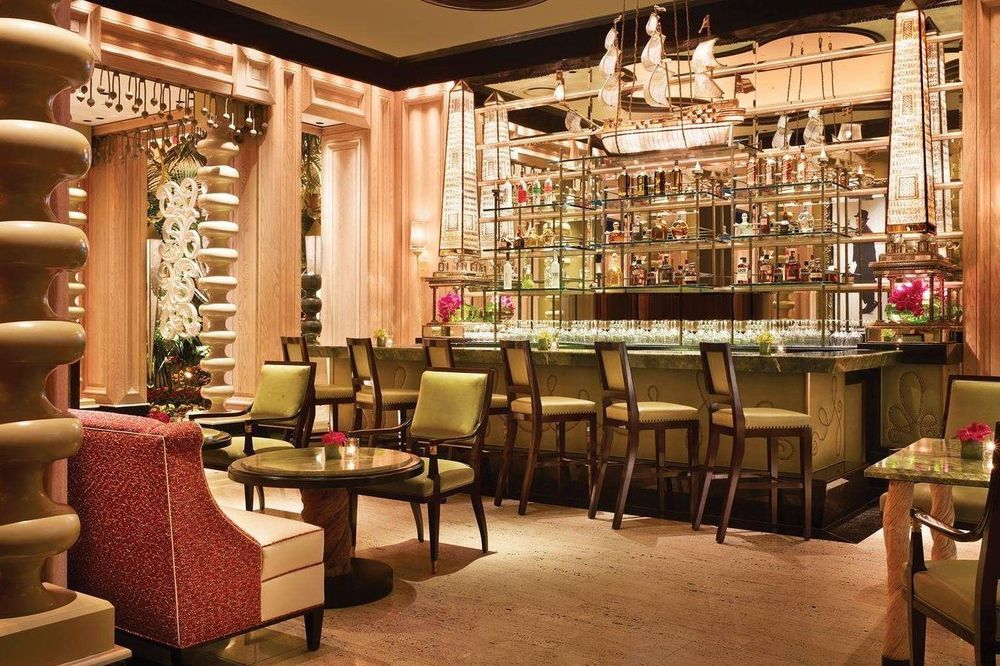 Bar, Wynn Resort, Las Vegas, USA Reise