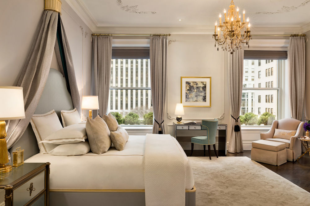 Royal Suite, Plaza Hotel, New York, USA Reise