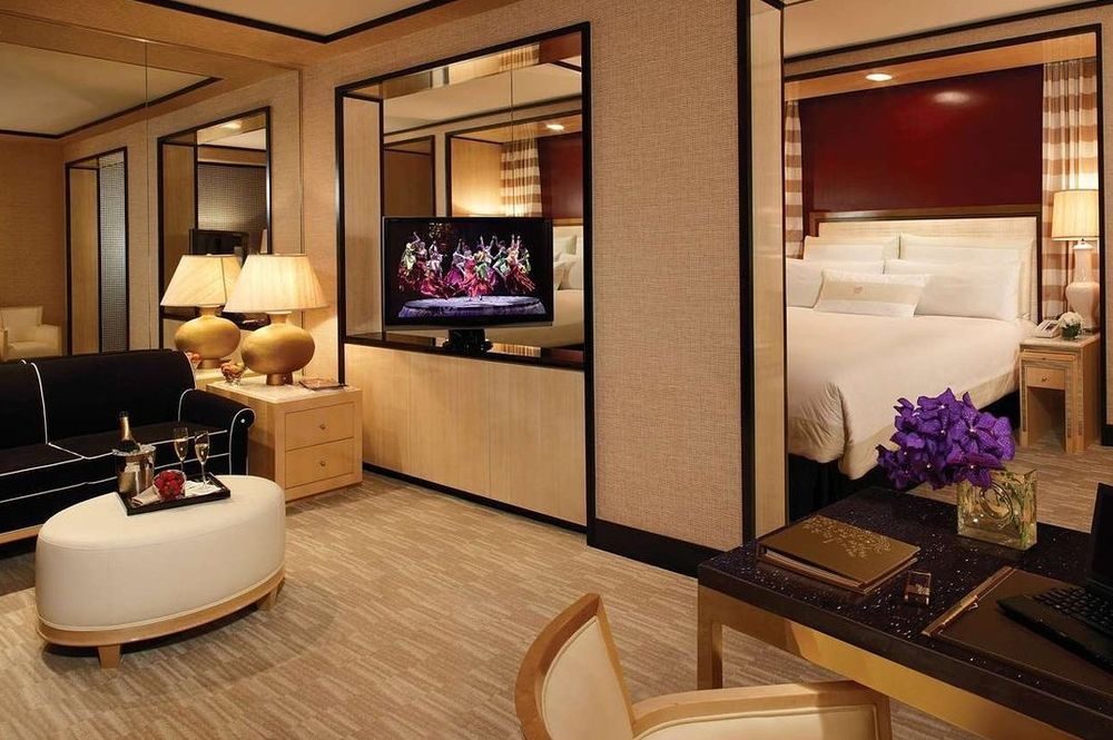 Suite, Wynn Resort, Las Vegas, USA Reise